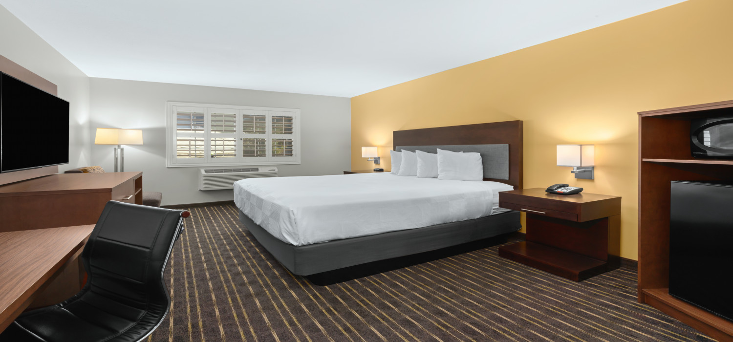 COMFORTABLE ACCOMMODATIONS IN SAN BRUNO