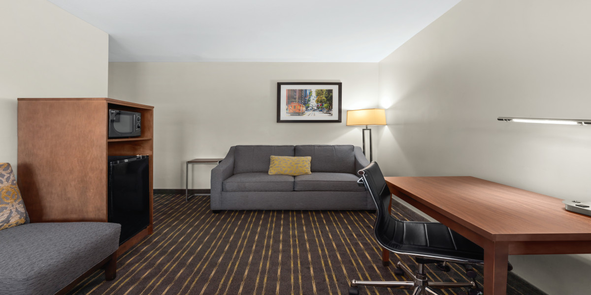 1 King 1 Sofabed Suite